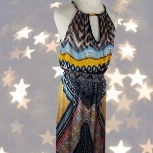 ↠Ali & Kris Halter Maxi Dress ↞